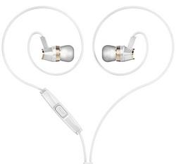 Hoco Colorful Earphone M4 - White/Gold