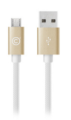 Cable A.L Micro 5Pin - Champagne Gold
