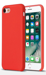 Original Silicone Case for iPhone 7/8/SE 2020 - Red