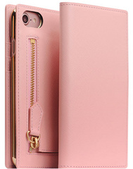 SLG D5 CSL Zipper Case for iPhone 7/8 -  Baby Pink