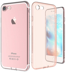 Devia Naked TPU Case for iPhone 7/8 - Rose Gold
