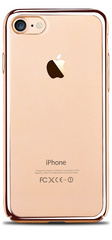 Devia Glimmer Case for iPhone 7/8 - Champagne Gold