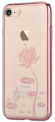 Devia Crystal Lotus for iPhone 7/8 - Rose Gold