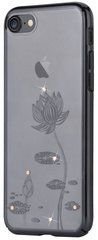 Devia Crystal Lotus for iPhone 7/8 - Black