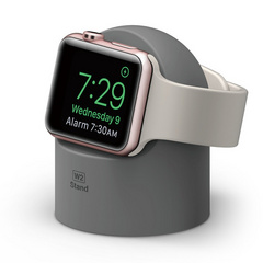 Apple Watch Night Stand - Dark Gray