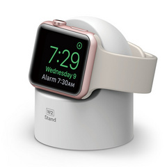 Apple Watch Night Stand - White