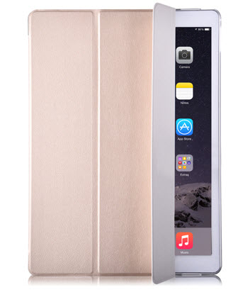 Light Grace iPad Mini 2019 Case - Gold