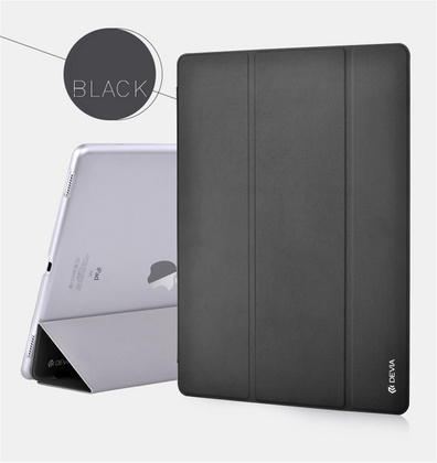 Light Grace iPad Air 2019 Case - Black