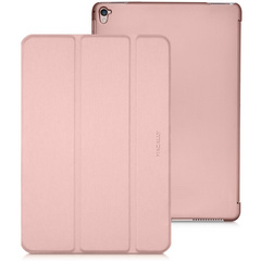 Macally Protective iPad Case and Stand - Rose Gold