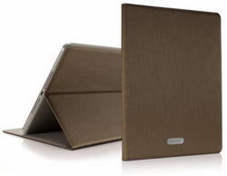 Nugget Folio for iPad Air - Brown Gold