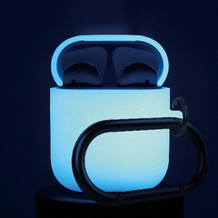 Elago Airpods Silicone Hang Case - Nightglow Blue