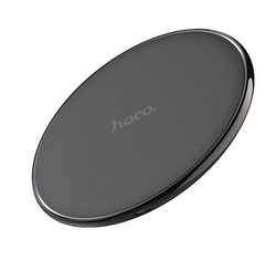 Hoco CW6 Wireless Charging Pad - Black