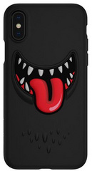SwitchEasy Monster Case for iPhone Xs Max - Black