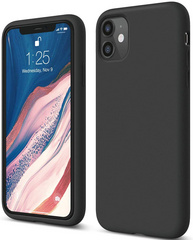 ELAGO Silicone Case for iPhone 11 - Black