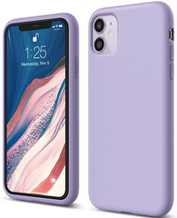 ELAGO Silicone Case for iPhone 11 - Lavanda