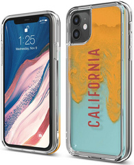 ELAGO Sand Case for iPhone 11 - California
