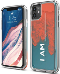 ELAGO Sand Case for iPhone 11 - I am