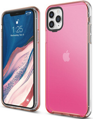 ELAGO Hybrid Case for iPhone 11 PRO Max - Neon Pink