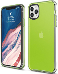 ELAGO Hybrid Case for iPhone 11 PRO Max - Neon Yellow