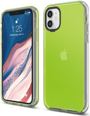 ELAGO Hybrid Case for iPhone 11 - Neon Yellow