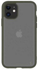 SwitchEasy Aero Case for iPhone 11 - Army Green