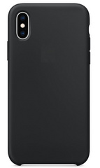 Original Silicone Case for iPhone Xs Max - Black