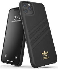 Adidas Moulded PU Case for iPhone 11 PRO Max - Black