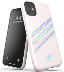 Adidas Moulded PU Case for iPhone 11 - Rose