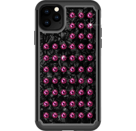 BMT Extravaganza Nacre case for iPhone 11 PRO - Fuchsia