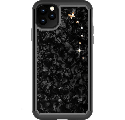 BMT Papillon Nacre case for iPhone 11 PRO Max - Angel Tears