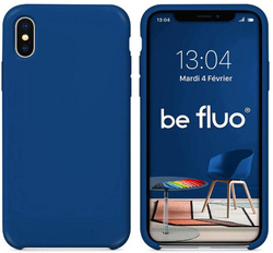 Moxie Original Silicone Case for iPhone Xs Max - Dark Blue
