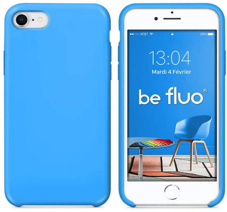 Moxie Original Silicone Case for iPhone 7/8 - Sea Blue