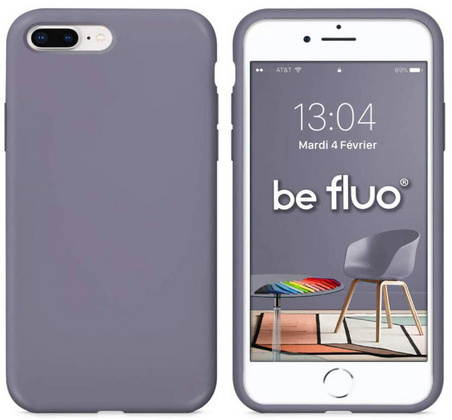 Moxie Original Silicone Case for iPhone 7/8 Plus - Lavanda Gray