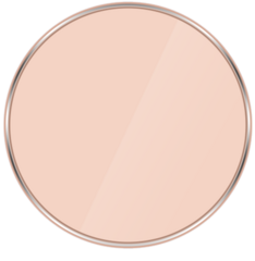 Devia Wireless Charger - Rose Gold