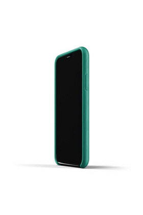 MUJJO Full Leather Case for iPhone 11 Pro - Alpine Green