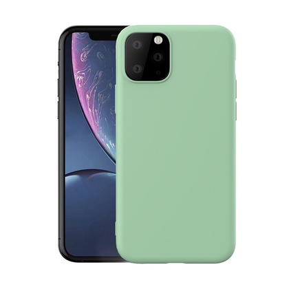 Original Silicone 360° Case for iPhone 11 PRO - Mint Green