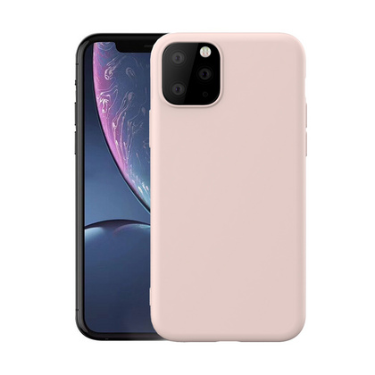 Original Silicone 360° Case for iPhone 11 PRO - Pink Sand