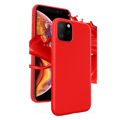 Original Silicone 360° Case for iPhone 11 - Red