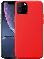 Original Silicone 360° Case for iPhone 11 PRO Max - Red