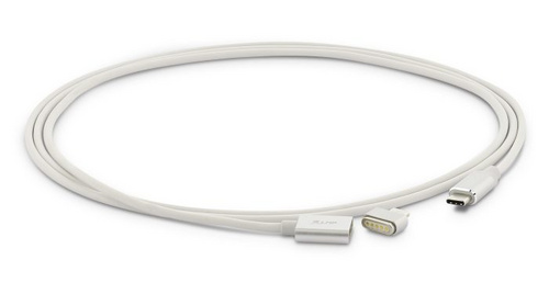 LMP Magnetic Breakaway charging cable 1.8 m - Silver