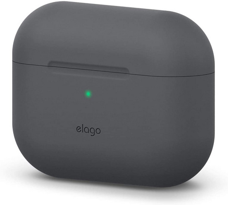 Elago Airpods Pro Original Silicone Case - Dark Gray