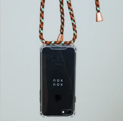 Xouxou Necklace Case for Xs Max - Copper