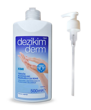 Hand sanitizer | 500ml