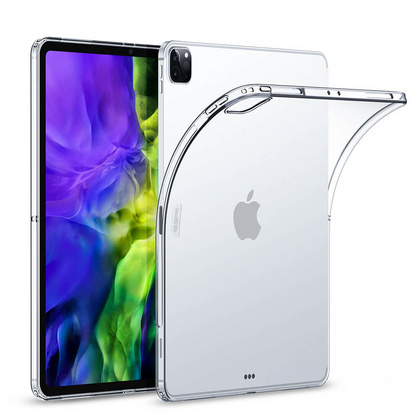 Sdesign Soft TPU Case for iPad 12.9'' 2020 - Clear