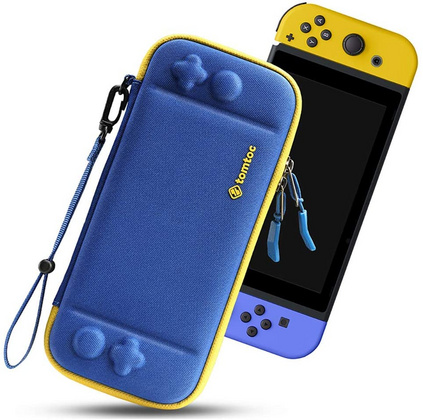 TomToc Nintendo Switch Slim Case - Blue