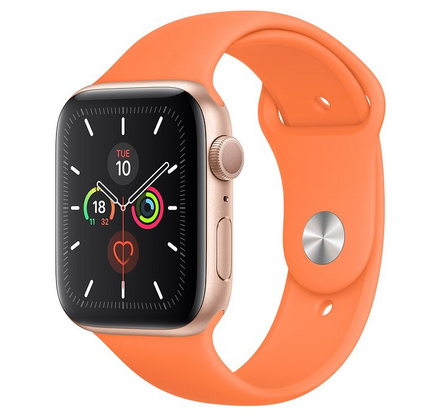 Sport Series Strap 38 | 40 mm - Orange