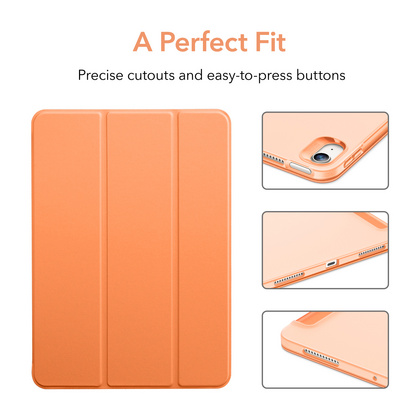 Sdesign Silicone Case for iPad Air 4 - Papaya