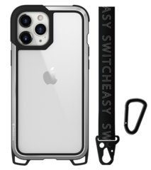SwitchEasy Odysey for iPhone 12 PRO Max - Silver