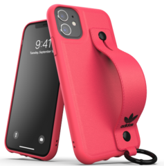 Adidas Grip Case for iPhone 11 - Pink