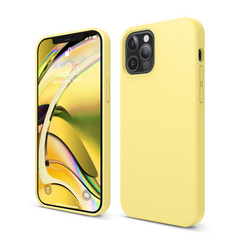 ELAGO Silicone Case for iPhone 12 PRO Max - Yellow